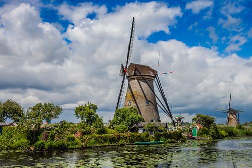 Kinderdijk | by A. v. Z.