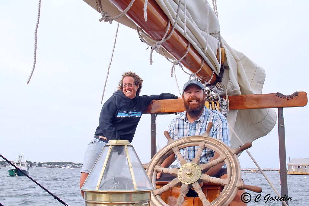 This experienced sailor explains how you keep an old-school ship in condition.