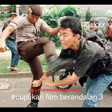 polisi #berandalan #theraid2 #theraid #meme #memeonline_club