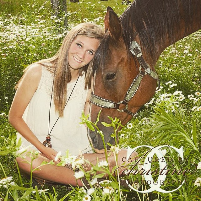 To the world, you may be one girl; but to one horse, you are the world. #giddyup #cowgirl #ride #countrygirl