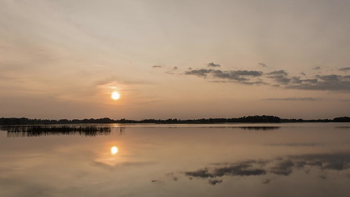 sunset wisconsin time wildlife national lapse refuge necedeh