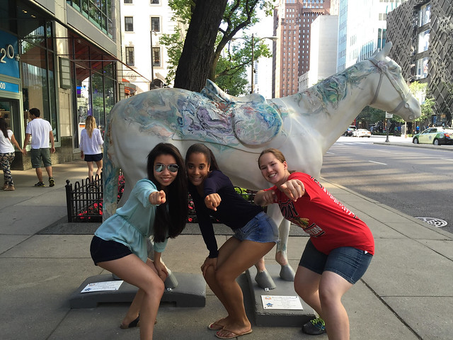 NSLC Engineering: Magnificent Mile July 27, 2015