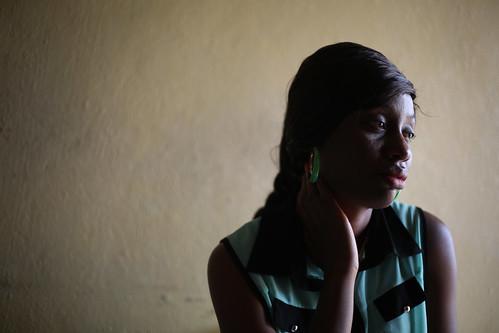 A portrait of Ebola survivor, Josephine | by World Bank Photo Collection