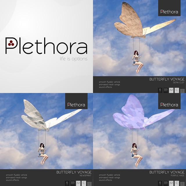 Plethora - Butterfly Voyage