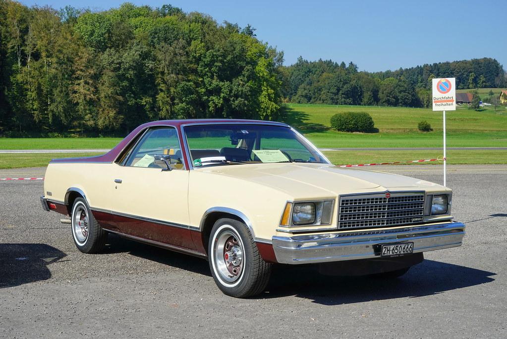 Chevrolet El Camino 1979 25 9 2016 4689 Chevrolet Usa Cl