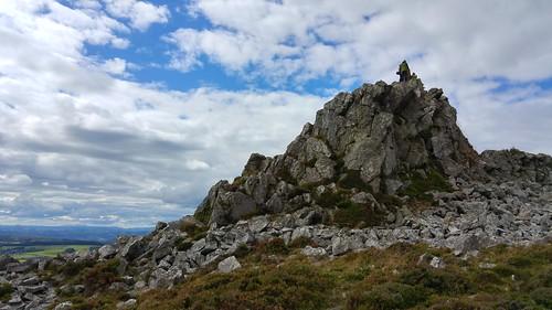 Manstone Rock, Stiperstones, Shropshire | by pluralzed
