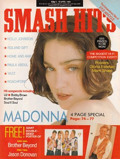Smash Hits, April 05, 1989