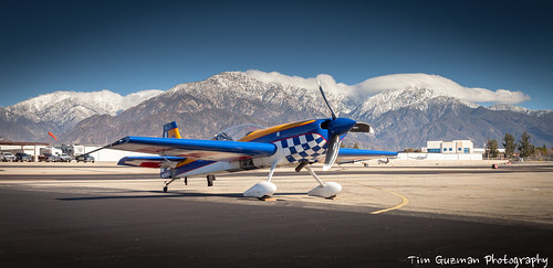 Extra 300 at Cable Airport | by TimGuzmanPhotography