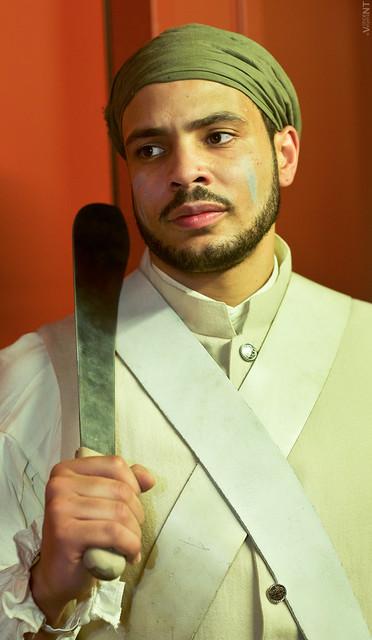 Etienne Diallo - comédien