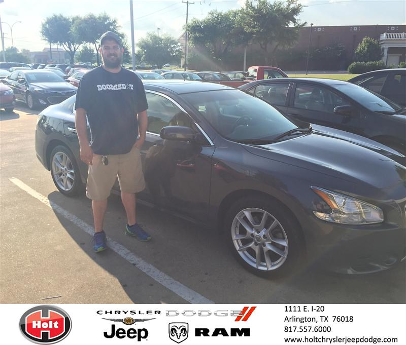 Kendall Dodge Chrysler Jeep Ram >> Congratulations To Connie Kendall On Your Nissan Maxima