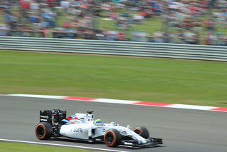 Silverstone Qualifying 2015 | by RachelC