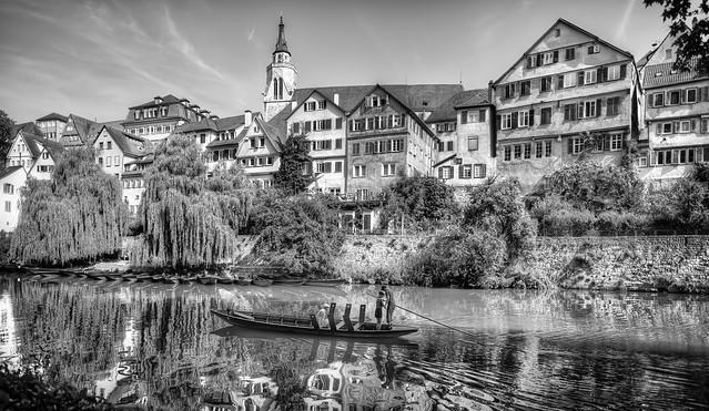 Scorcio di Tubinga (Glimpse of Tubingen)