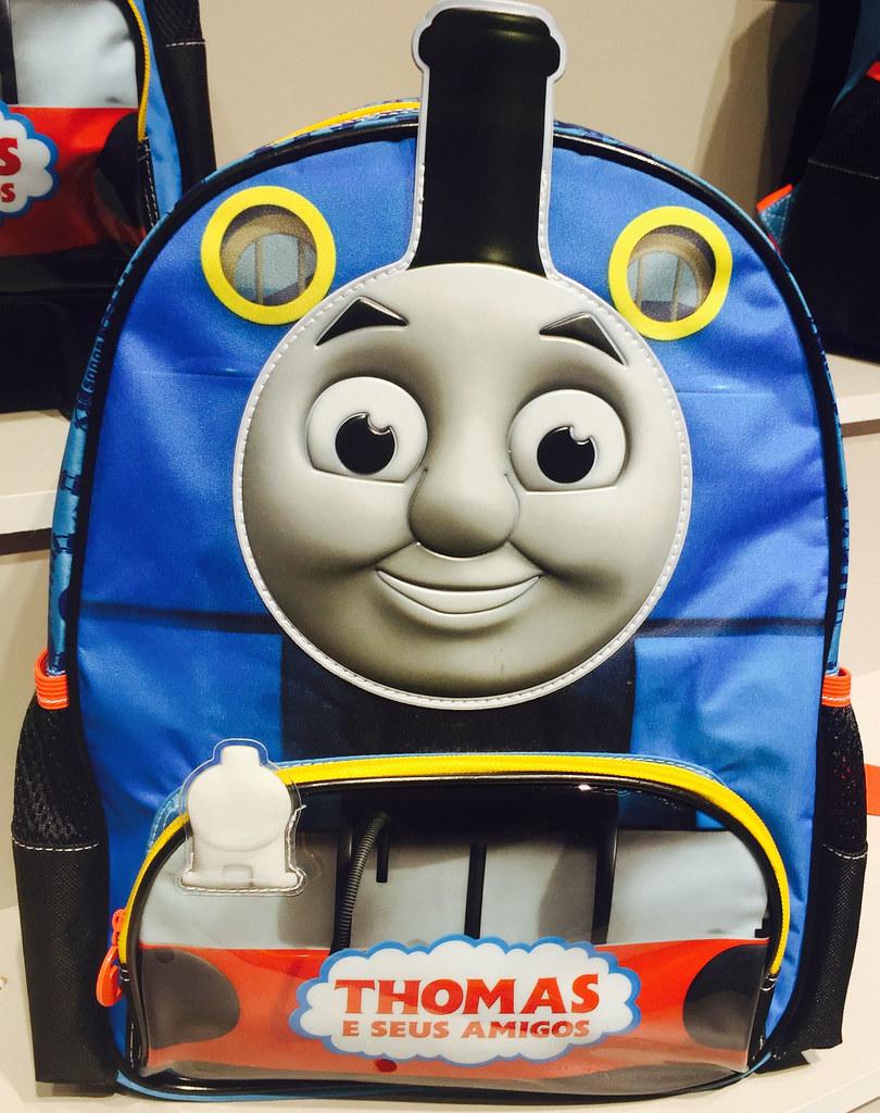 Mochila Thomas E Seus Amigos Sestini Ep Grupo Flickr