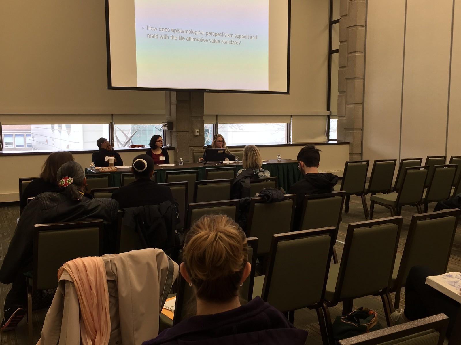 Rushton Undergraduate Conference 2016