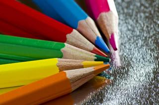 Studio di matite colorate   by Federico Feroldi Foto
