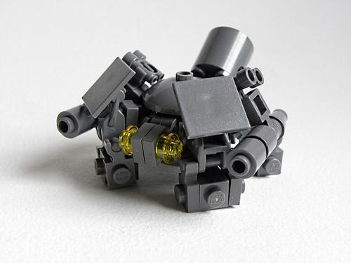 Cyber Schildkröte