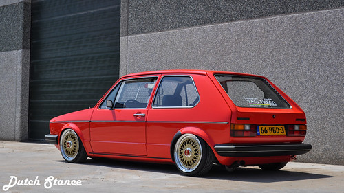 VW Golf Mk1 | by Luukdg