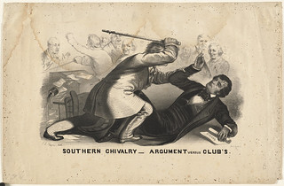 Southern chivalry - argument versus club's | by Boston Public Library