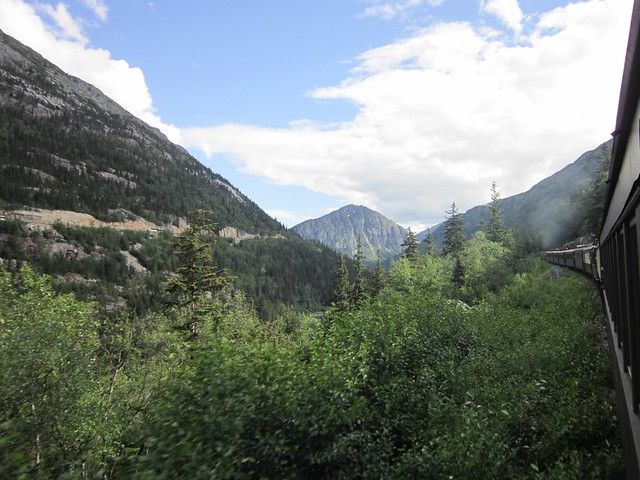 White Pass Railway: Mountains & Klondike Highway
