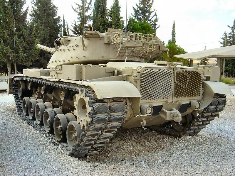 M60 - Magach 6 12