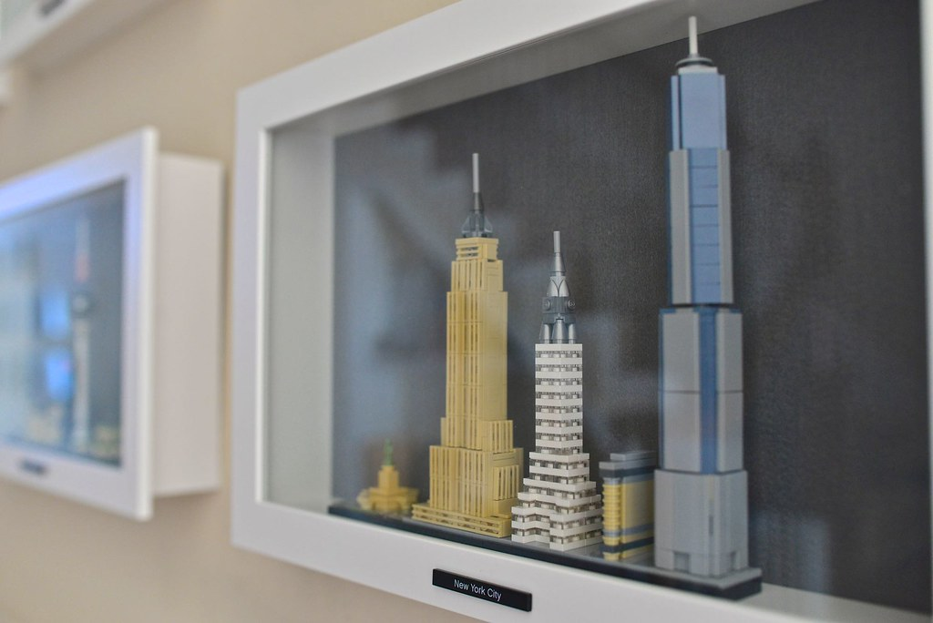 Brickfinder - Decorate Your Home With Ikea and LEGO Architecture