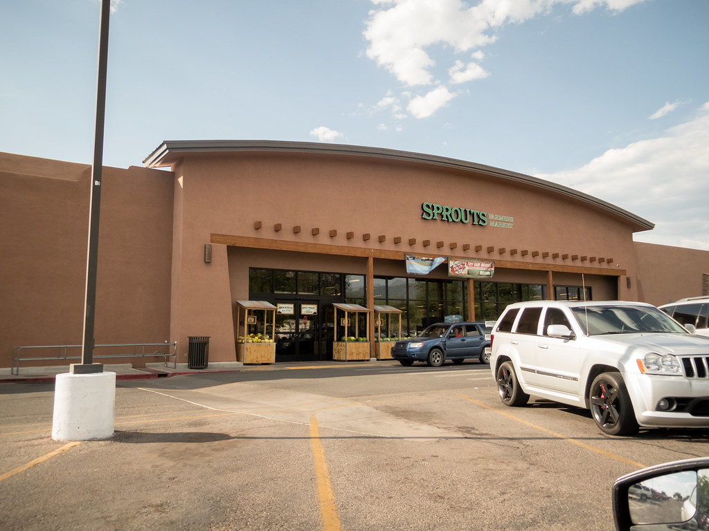 Sprouts Farmers Market In Santa Fe New Mexico This Was