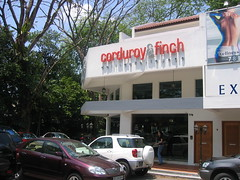 Corduroy & Finch