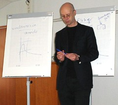 10484895 c945aed286 m Graham Attwell at ITK'05, Finland