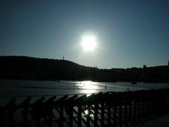 Sol en Praga