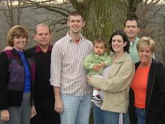 Jed & Family Tree