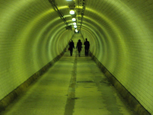 Woolwich foot tunnel | by AndyRobertsPhotos