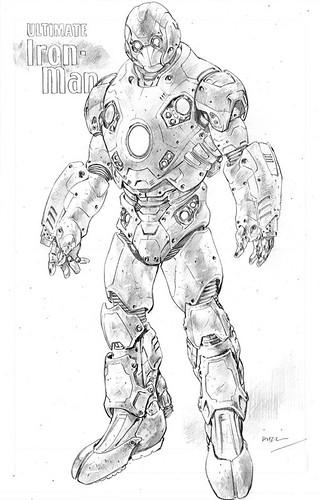 Ulitmate Iron Man