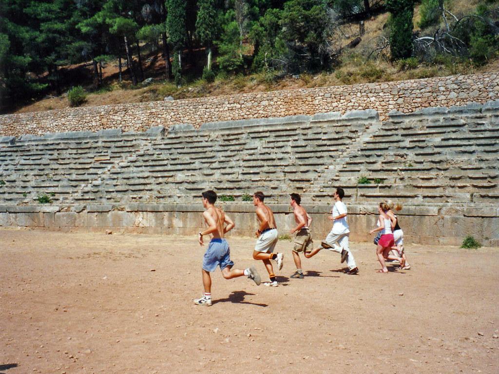 Delphi, The Stadium