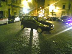 italian creativity in parking
