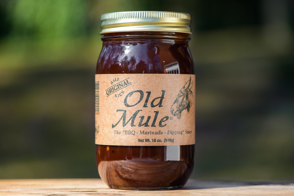 Old Mule Original (Half Kick)