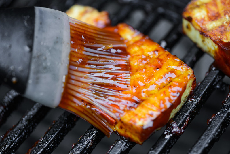 Barbecue Tofu