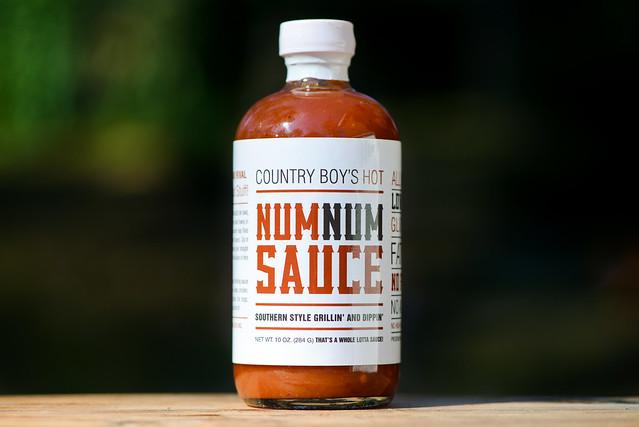 Country Boy's Hot Num Num Sauce