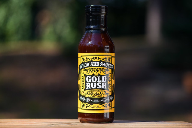 Wildcard Sauces Gold Rush