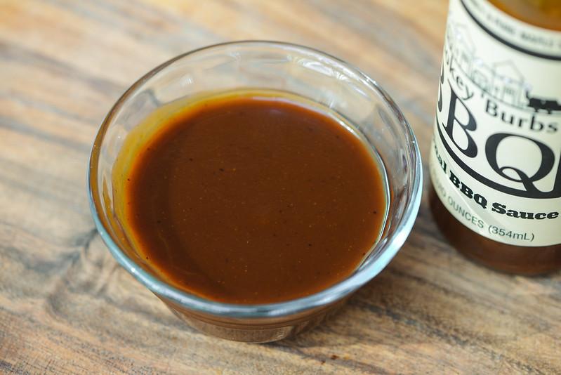 Smokey 'Burbs BBQ Sauce