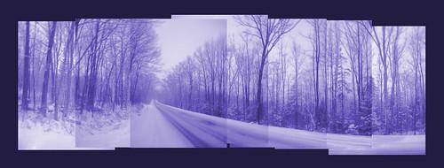 Snowy Saturday.