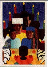 Cuadro familia africana