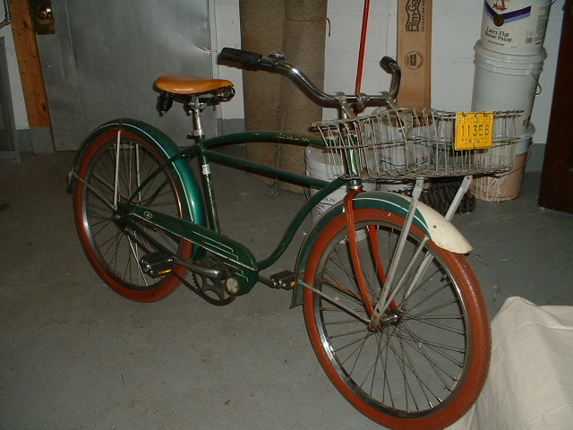 a7d3104f5be 1950 Schwinn bike   I pieced this together mainly off ebay, …   Flickr