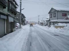 下奥井駅付近