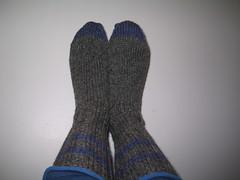 B&L socks