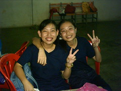 Wai Ing and Mei Gie