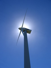 the brooklyn turbine. teeny-weeny compared to the ones planned for quartz hill