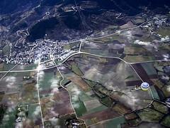 La Cerdanya desde el aire