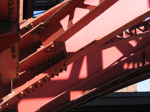 brooklyn bridge (detail)