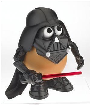 darth potato
