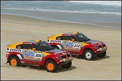 Dakar Rally 1